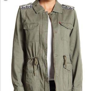 Levi's jacket size S NWT